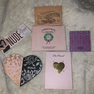 Too faced lot